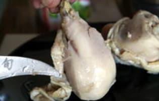 Waterzoï de poulet - Etape 7