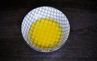 Carpaccio de boeuf - Etape 1