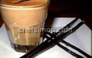 Sauce et espuma carambar  - Etape 7