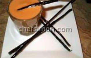 Sauce et espuma réglisse  - Etape 5