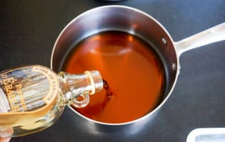 Guimauves aromatisées - Etape 1