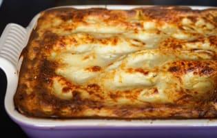Lasagnes de légumes - Etape 14