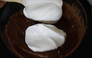 Soufflé au chocolat - Etape 8