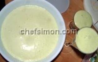 Espuma de fèves - Etape 7