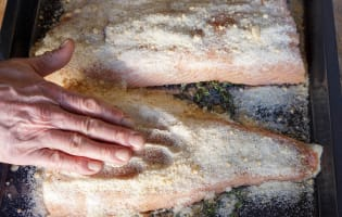 Saumon fumé au bois de hêtre - Etape 6
