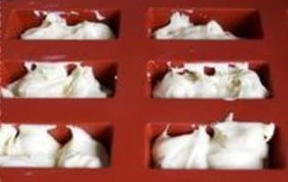 Cakes de Noël - Etape 6