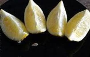 Citrons confits à l'huile d'olive - Etape 6