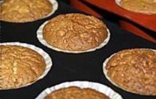 Cupcakes chocolat blanc pralinés - Etape 6