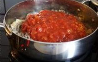 Lasagnes à la bolognaise - Etape 4