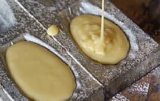 Les madeleines - Etape 8
