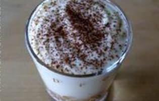 Mousse chocolat blanc - Etape 9