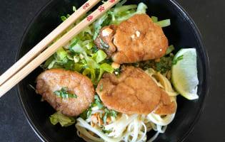 Croustillants de ris de veau en bo bun - Etape 7