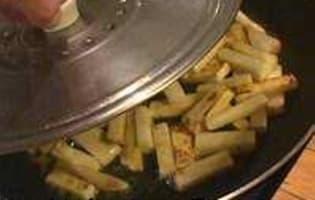 Céleri cuit de deux façons - Etape 6