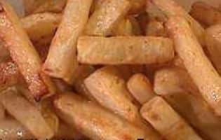 Céleri cuit de deux façons - Etape 7