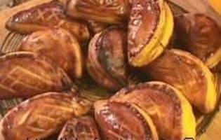Chaussons aux pommes - Etape 12