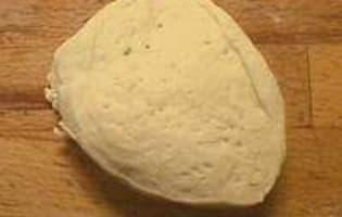Façonner la pâte à pain - Etape 18