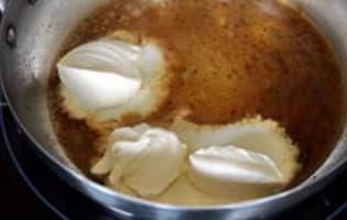 Filet mignon aux pommes et au cidre - Etape 9