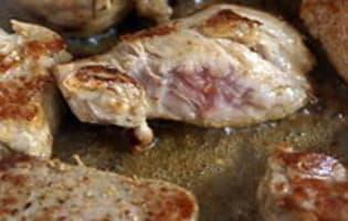 Filet mignon au poivre - Etape 5