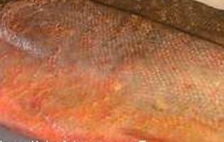 Filet de haddock poché au lait - Etape 1
