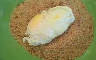 Oeufs grillés - Etape 3