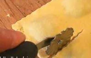 Confectionner des ravioles - Etape 10