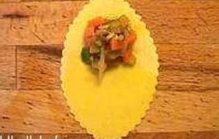 Confectionner des ravioles - Etape 2