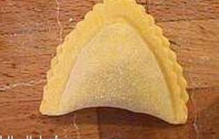 Confectionner des ravioles - Etape 5