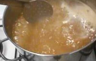 Riz créole - Etape 3