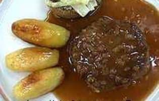 Sauce de type sauté-déglacé - Etape 7