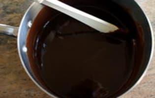 Brownie aux noix fraîches et spéculoos - Etape 3