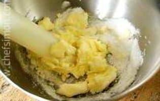 Cake aux fruits confits - Etape 3