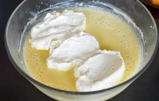 Crème bavaroise - Etape 12
