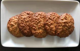 Macarons de Marguerite - Etape 6