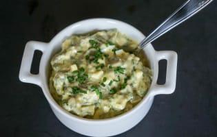 Sauce gribiche - Etape 7
