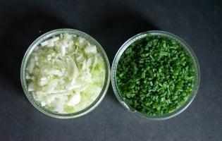 Sauce tartare - Etape 3