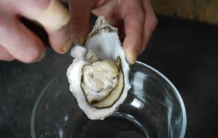 Ouvrir les huîtres facilement - Etape 9