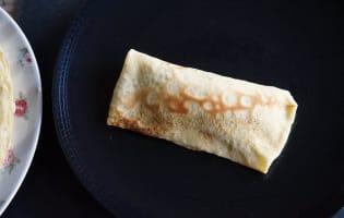 Ficelle picarde aux poireaux - Etape 8