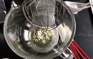 Les macarons - Etape 4