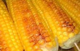Maïs poché ou grillé  - Etape 3