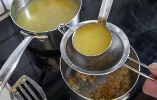Coques poulette - Etape 5