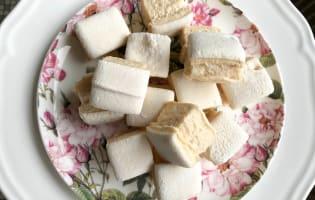 Guimauves aromatisées - Etape 12
