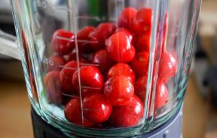 Cherry Brandy  - Etape 2
