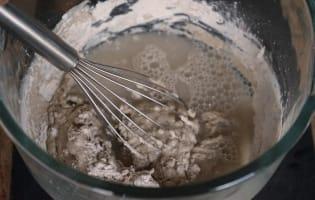 Galettes ou crêpes salées  - Etape 4