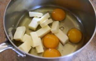 Lemon curd  - Etape 2