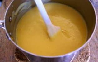 Lemon curd  - Etape 8