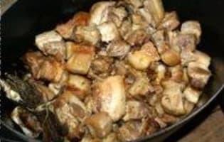 Rillettes de porc  - Etape 6