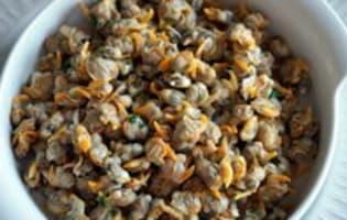 Appareil fruits de mer  - Etape 8