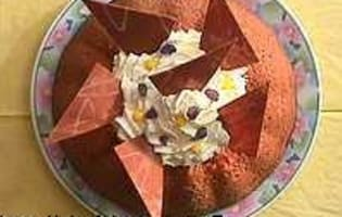 Gateau à l'orange et au chocolat blanc  - Etape 9