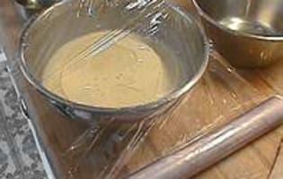 Pâte à frire classique  - Etape 8