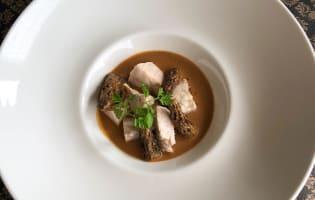 Ris de veau aux morilles - Etape 7